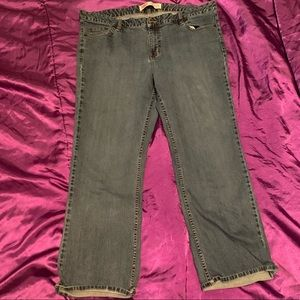 Route 66 jeans boot cut 👖